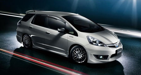 Honda Fit Shuttle Mugen